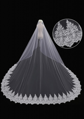 Cathedral Length Veil style 16