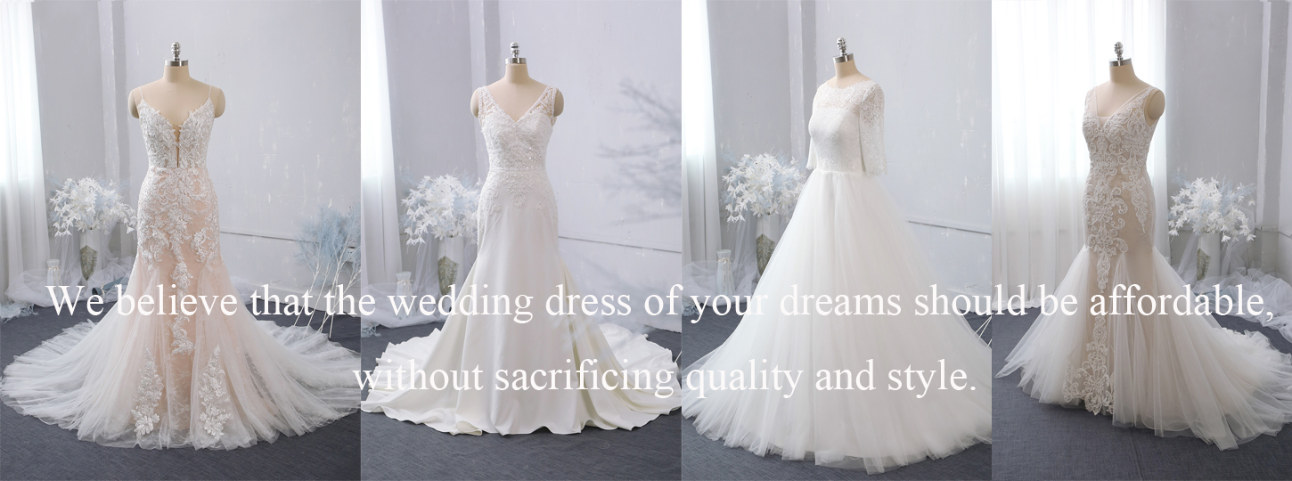 Solo Bridal Custom Made Wedding Dress